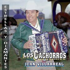 Estrellas y Diamantes by Los Cachorros de Juan Villarreal (CD, May-2002, Disa)