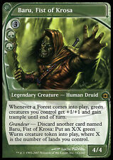 MTG BARU, FIST OF KROSA FOIL EXC - BARU, MANO DI KROSA - FUT - MAGIC