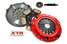 XTR STAGE 3 CLUTCH KIT&RACE FLYWHEEL ECLIPSE GSX TALON LASER RS TURBO AWD 6 BOLT