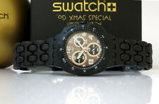 JINGLE SHINE /GOLD & PIONEER MEMBER SPECIAL 2009 - SWATCH GENT - SUIZ402S - NEU