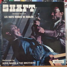 """SHAFT SOUL MANN&THE BROTHERS  45t 7"""" FRENCH EP"""