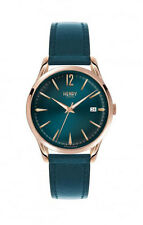 HLNP HL39-S-0134 Henry London Stratford Unisex Leather Strap Watch