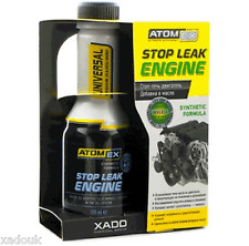 XADO AtomEx Petrol Diesel Engine Oil Additive STOP LEAK Treatment Gaskets Seals