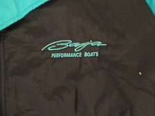 Baja Performance Boats Jacket Coat Size M