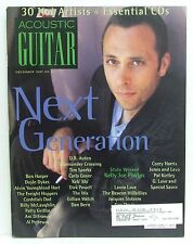 Acoustic Guitar Magazine Next Generation Ben Harper Ani DiFranco Keb Mo The Hix!