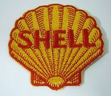 """SHELL OIL Embroidered Sew On Uniform-Jacket Patch 3"""""""