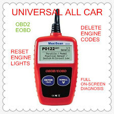 BMW FAULT CODE READER ENGINE SCANNER DIAGNOSTIC RESET TOOL OBD 2 CAN BUS EOBD UK