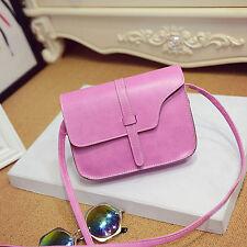 New Womens Leather Shoulder Bag Satchel Clutch Handbag Tote Purse Hobo Messenger