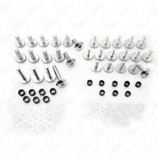 For Suzuki GSX-R 1000 01-02  GSXR 750 00-03 01Motorcycle Spike Fairing Bolts Kit