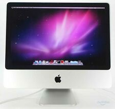 "Apple 2008 20"" IMac 2.66GHz Core 2 Duo 320GB 2GB MB324LL/A B Grade + Warranty"