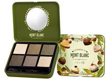 [1028 Visual Therapy] Mont Blanc Eye Shadow Palette Kit (6 colors) NEW