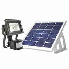 Quality Solar Powered Garden SMD LED Motion Sensor Security Flood Light Bright