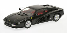 FERRARI TESTAROSSA BLACK by KYOSHO HIGH END RELEASE 1:18 BRAND NEW IN BOX