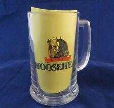 Moosehead  Brewery  Glass Beer Mug
