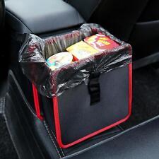 Car Waste Basket Auto Leakproof Trash Can Bag Garbage Holder Vehicle Litter Rack