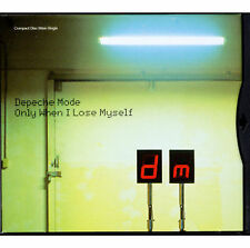 Depeche Mode Only When I Lose Myself [Maxi Single] US CD pt 2