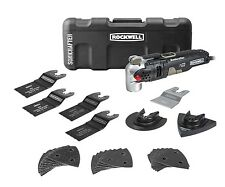 Rockwell RK5141K 4.0A Sonicrafter F50 34-Piece Kit w/Hyper Lock & Universal Fit