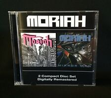 MORIAH Mirror Man / Self Titiled CD New Remastered Official Release