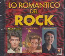 Alberto Vazquez Angelica Maria Manolo Muñoz Lo Romantico Del Rock Nuevo Sealed