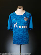 2011-12 Zenit St. Petersburg Nike Home Football Soccer Jersey Shirt *BNIB* XL
