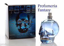 POLICE PROFUMI TO BE (OR NOT TO BE) EAU DE TOILETTE ML.125 SPRAY FOR MAN