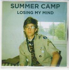 (DD960) Summer Camp, Losing My Mind - DJ CD