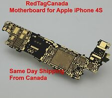 BRAND NEW MOTHERBOARD MAIN LOGIC BARE BOARD FOR IPHONE 4S - Canada