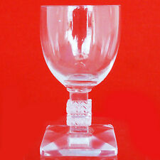 "ARGOS Liqueur #6 LALIQUE CRYSTAL 5"" tall #15090 made France NEW NEVER USED"