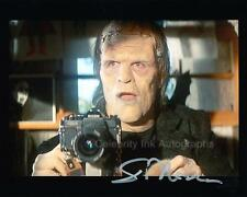TOM NOONAN as Frankenstein - The Monster Squad GENUINE AUTOGRAPH UACC (R1486)