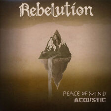 Rebelution – Peace Of Mind Acoustic LP - Modern Roots Reggae - SEALED