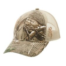 Browning 308720881 Men's Realtree Xtra Cotton/Mesh Blend Co-Branded Cap - OSFA
