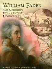 Andrew Macnair-William Faden And Norfolk`S Eightee  BOOK NEW