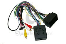 Radio Wiring Harness Interface Aftermarket Stereo Install AXXESS LC-CHRC-01