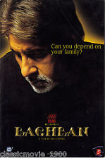 BAGHBAN AMITABH BACHCHAN PRESS BOOK BOLLYWOOD