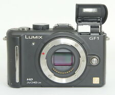 PANASONIC DMC-GF1 GF-1 LUMIX DIGITAL MIRRORLESS MICRO FOUR THIRDS M 4/3 BODY