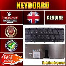 For SONY VAIO VGN-NR32L Laptop Keyboard UK Layout Matte Black