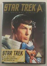 Star trek original series dvd 22 episodes 64-66 - star trek original series dvd