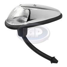 VW BUG CLEAR FRONT TURN SIGNAL ASSEMBLY 113953041C  1958-1963