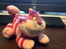 """Disney Store Alice In Wonderland Cheshire Cat Plush 6"""""""