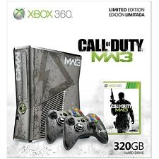 Xbox360 320GB Console (PAL) Call of Duty Modern Warfare 3 Version