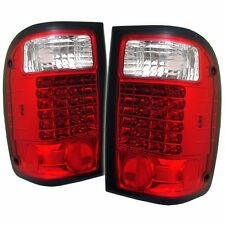 MONACO KNIGHT 2004 2005 2006 2007 RED LED TAILLIGHTS TAIL REAR LAMPS RV - SET