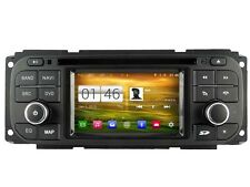 AUTORADIO DVD/GPS/NAVI/ANDROID 4.4.4/DAB+/RADIO JEEP GRAND CHEROKEE/LIBERTY M201