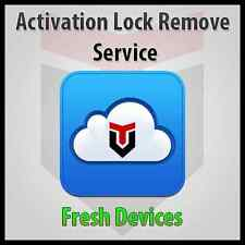 iCloud Lock Removal Activation Unlock Service for iPhone iPad [70-90% Success]