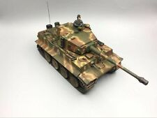 Forcesofvalor 1:32 German Tiger I with Normandy Camouflage , Europe West 1944