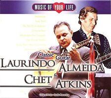 Classic Guitar, Laurindo Almeida, Chet Atkins, Good