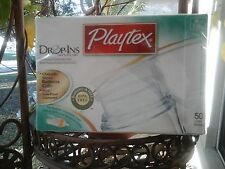 Playtex Disposable Feeding Bottle Liners 50  - 4 Oz