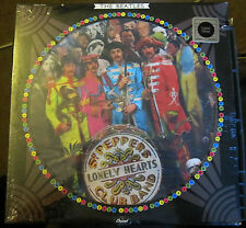The Beatles Sgt. Peppers Lonely Hearts Club Band Limited Edition Picture Disc M