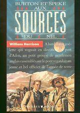 Aux sources du Nil - Burton et Speke / william Harrison