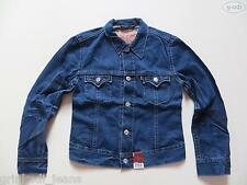 Levi's® Type 1 Jacke Jeansjacke, Gr. L, NEU ! Rockabilly Faded Wash Denim, RAR !