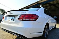 Painted ALL COLOR for Benz W212 4DR Sedan OE AMG Style Trunk SpoileR REAR